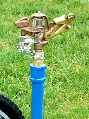 Tripod Sprinklers Impact Sprinklers Lawn Sprinklers Garden Hose Water Hose